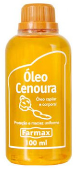Oleo de Cenoura Farmax - 100ml