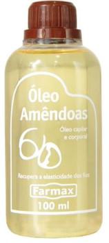 Oleo de Amendoas Farmax - 100ml