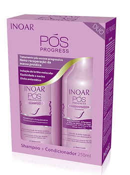 Inoar Pós Progess Kit - 250ml