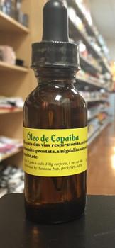 Oleo de Copaiba - 30ml