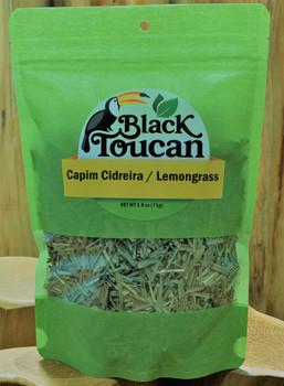 CAPIM CIDREIRA Black Toucan