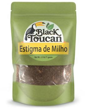 ESTIGMA DE MILHO Black Toucan 70grs