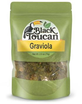 GRAVIOLA Black Toucan 70 grs