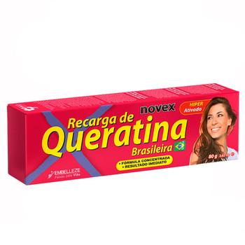 Novex Recarga de Queratina Brasileira