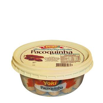 Paçoquinha de Amendoim Rolha Yoki 352g