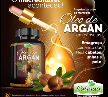 Argan Oil Slim Fit - 60 Softgel