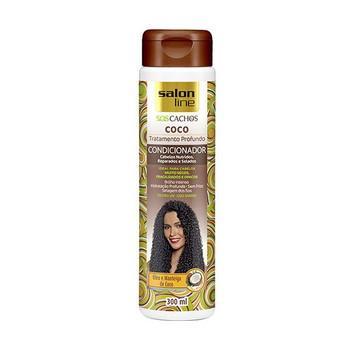 Salon Line SOS Cachos Coco Condicionador - 300ml