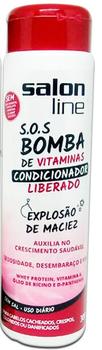 Salon Line SOS Bomba Explosao de Maciez Condicionador-300ml