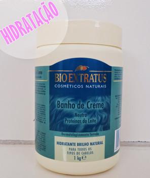 BIO EXTRATUS BANHO DE CREME NEUTRO - 1Kg