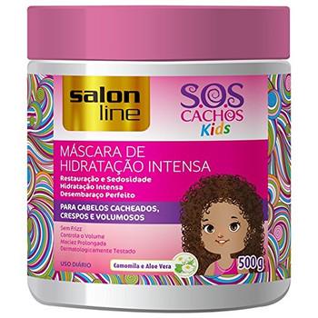 Salon Line SOS Cachos Kids Mascara - 500g