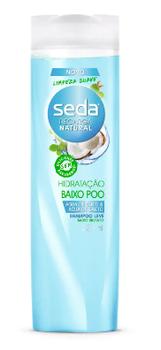 Seda Hidratação Baixo POO Shampoo - 325ml