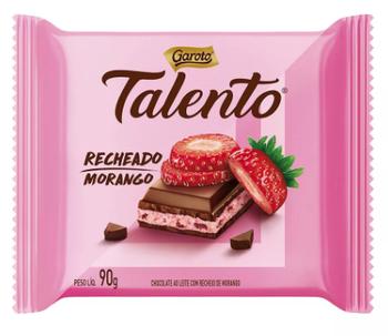 Talento Garoto Morango - 90g
