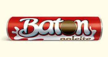 Baton Garoto Ao Leite - 16g