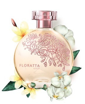 Floratta Gold - O Boticário 75ml