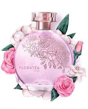Floratta In Rose - O Boticário - 75ml
