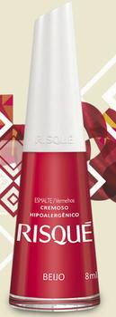 Esmalte Risqué Beijo - 8ml