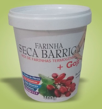 Farinha Seca Barriga + Goji 400grs