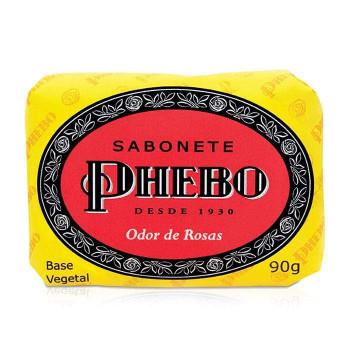 Sabonete Phebo Odor de Rosas