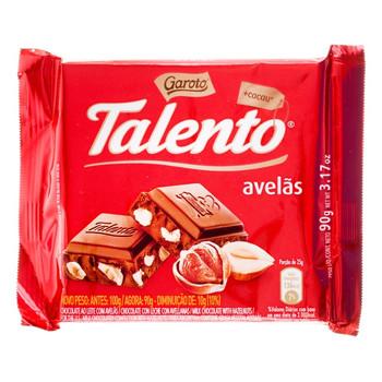 Talento Garoto Avelãs - 90g