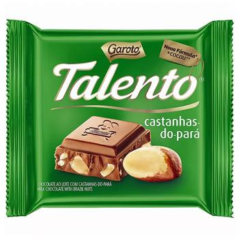 Talento Garoto Castanhas-do-Pará - 90g