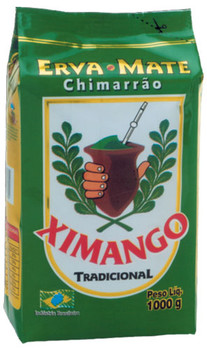 Erva Mate Chimarrão Tradicional - Ximango - 1kg