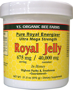 Royal Jelly with Bee Pollen and Propolis - 595g