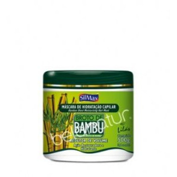 Hair Mask of Bambu - Silmax 30g