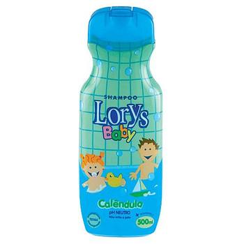 Shampoo Infantil Lorys Baby Calendula - 500ml