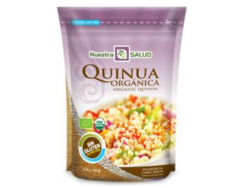 Quinoa Semente Organica / Quinoa Seeds Organic - 454g