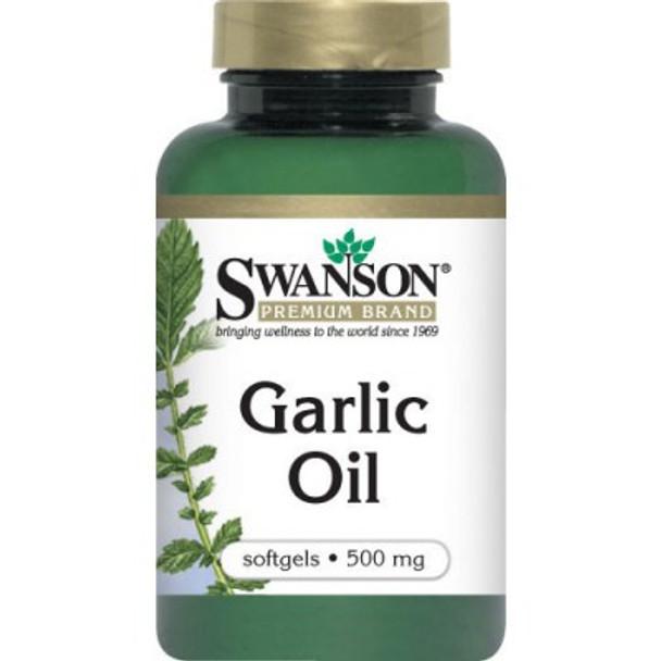 Garlic Oil 500 mg