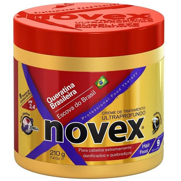 Novex- Creme de tratamento ultraprofundo 210g
