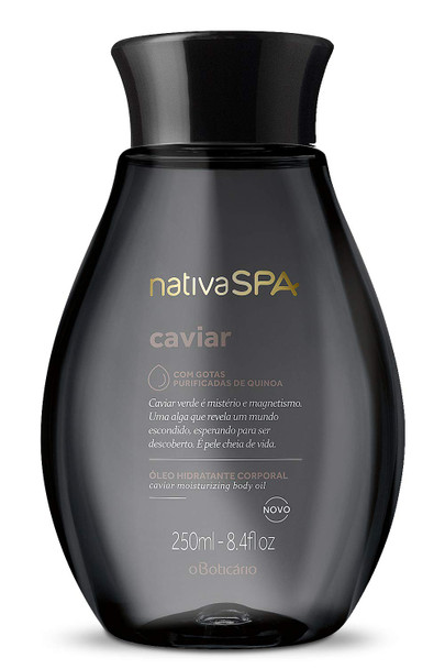 Nativa Spa Terapia do Caviar Oil - 250ml