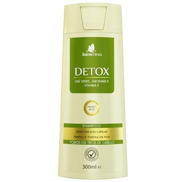Shampoo Barro Minas Detox 300 ml
