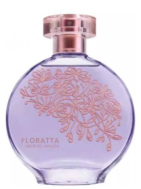 Floratta Amor de Lavanda - O Boticário 75ml