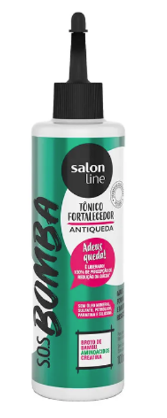 Salon Line SOS Bomba de Vitaminas (Tonico Fortalecedor Antiqueda) - 100ml