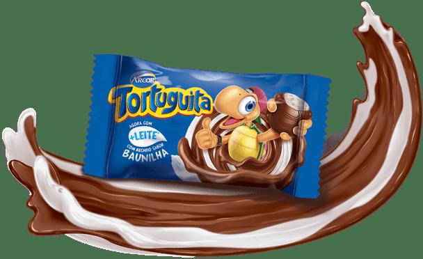 Chocolate Tortuguita Baunilha