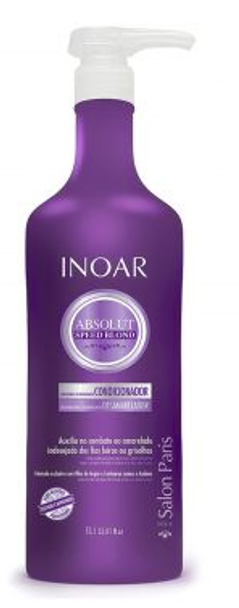 Inoar Absolut Speed Blond Condicionador - 1L