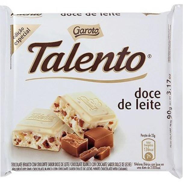 Talento Garoto Doce de Leite - 90g