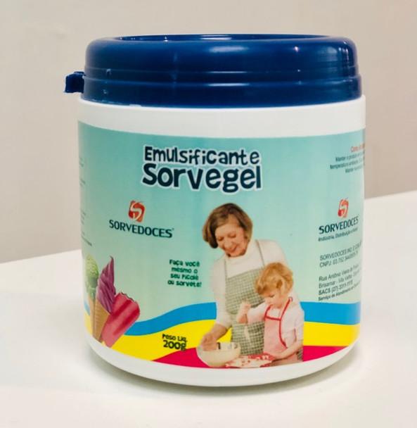 Emulsificante Sorvegel Sorvedoces 200g