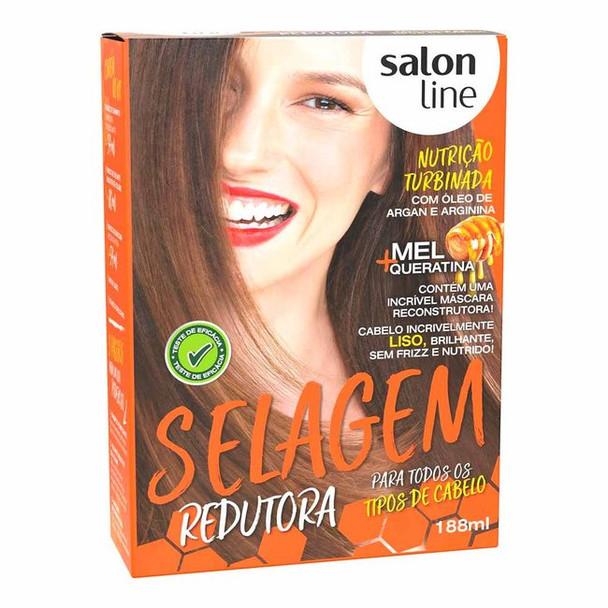 Kit Selagem Redutora Mel - Salon Line