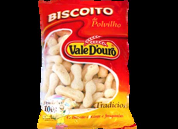 Biscoito de Polvilho Tradicional - Vale D' Ouro 100g
