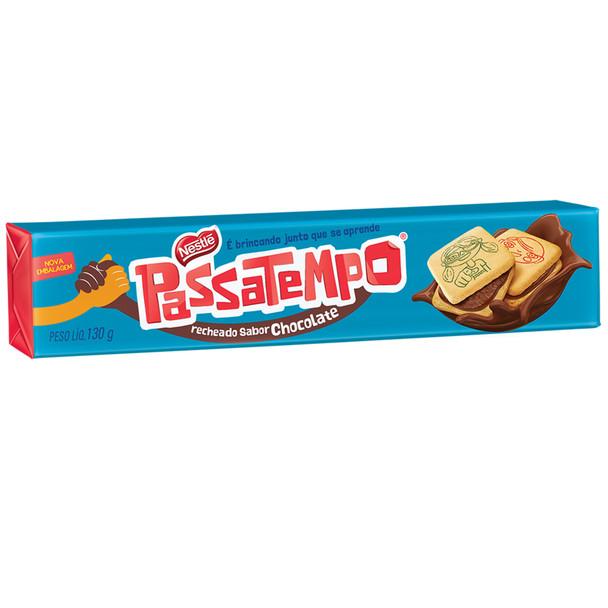 Passatempo Chocolate - 130g