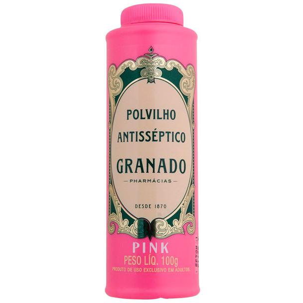 Polvilho Antisseptico Granado Pink - 100g