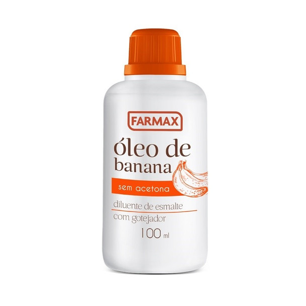 Óleo de Banana Farmax- 100ml