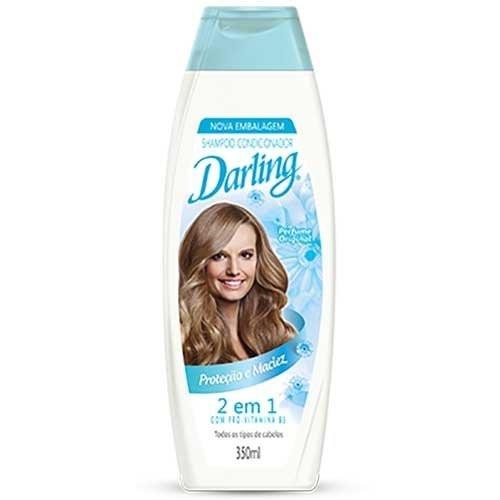 79ad319828 Darling 2 em 1 Shampoo e Condicionador- 350ml - Amazonia Brasil