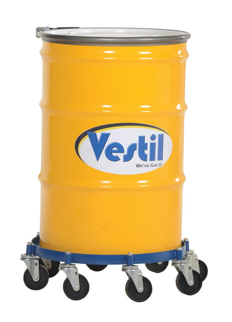55 GALLON DRUM DOLLY - 2000LBS CAPACITY - OCTO-55-CI