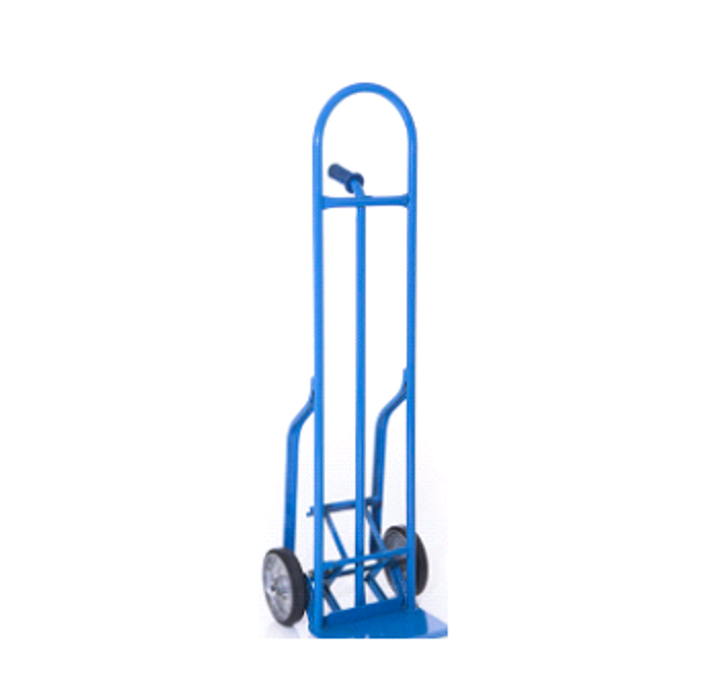 Dutro 100 EZE-OFF Steel Delivery Handtruck w/EZ Off Nose (800 LBS Cap)