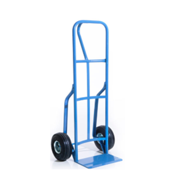 Dutro 5110S Single Loop Handle Steel Handtruck (540 LBS Cap)