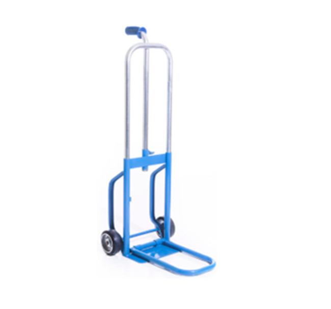 Dutro 904 Steel Folding Collapsible Salesman Hand Truck (500 LBS Cap)