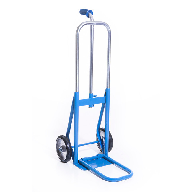 Dutro 908M Steel Folding Collapsible Salesman Hand Truck (500 LBS Cap)